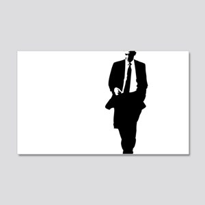 bigobama 20x12 Wall Decal