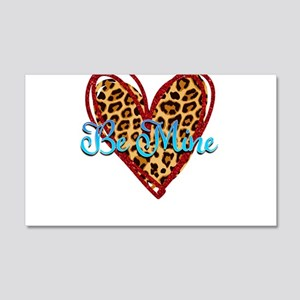 Be Mine Wall Decal