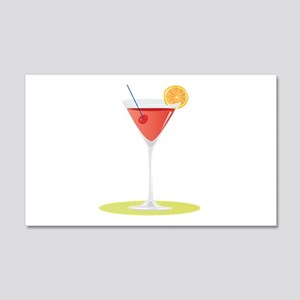 Cosmo Drink Wall Decal
