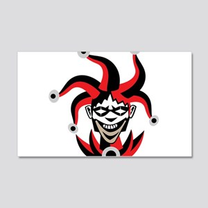 Jester - Costume Wall Decal