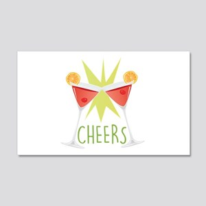 Cosmo Cheers Wall Decal