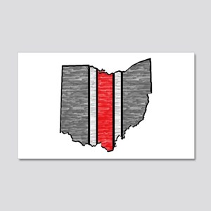 FOR OHIO Wall Decal