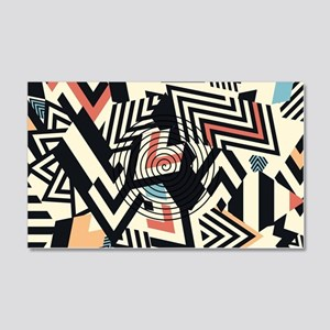 Abstract Pattern Wall Decal