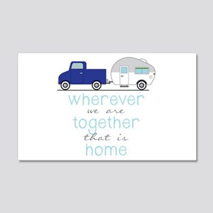 That Is Home Wall Decal