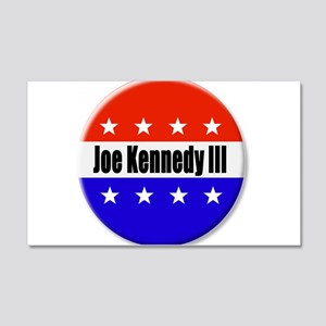 Joe Kennedy Wall Decal