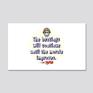 Morale Booster Wall Decal