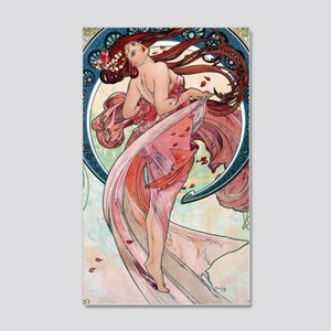 Alfons Mucha 1898 Dance Wall Decal