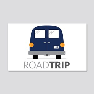 Road Trip Wall Decal