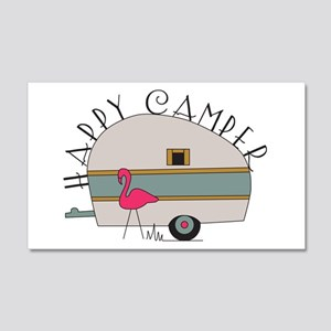 Happy Camper Wall Decal