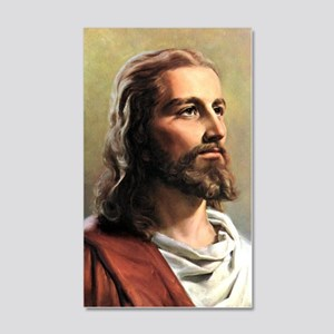 Jesus 20x12 Wall Decal