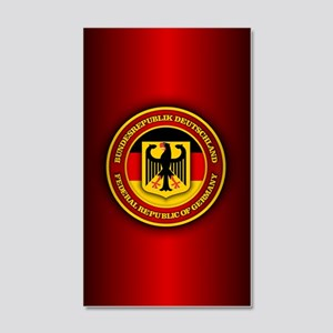 Germany 20x12 Wall Decal