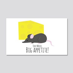 Big Appetite Wall Sticker