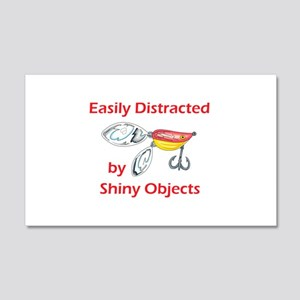 SHINY OBJECTS Wall Decal