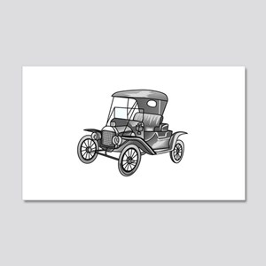 MODEL T CAR Wall Decal