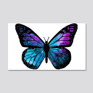 Galactic Butterfly Wall Decal