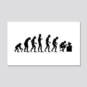 Evolution 20x12 Wall Decal