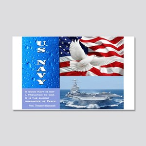 U.S. Navy Wall Decal