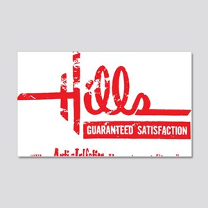 Hills - Anti Inflation 20x12 Wall Decal
