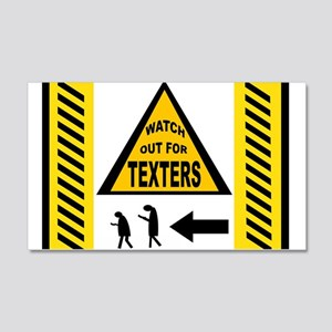 TEXTERS Wall Decal