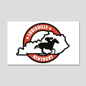 Louisville Kentucky Wall Decal