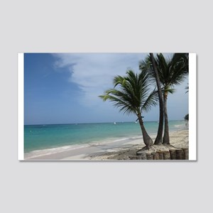 Punta Cana Playa Bavaro Decal Wall Sticker