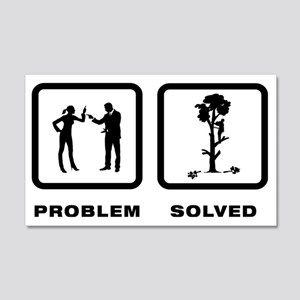 Tree-Trimmer-10-A 20x12 Wall Decal