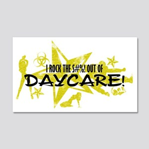 DAYCARE 20x12 Wall Decal