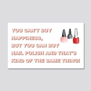 YOU CAN'T BUY... 20x12 Wall Decal
