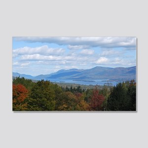 Lake George Valley Wall Decal