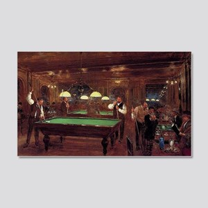 billiards art Wall Decal