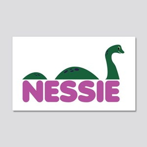 Nessie Monster Wall Decal