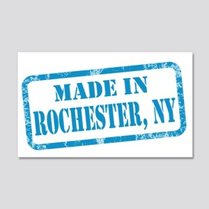 MADE IN ROCHESTER 22x14 Wall Peel