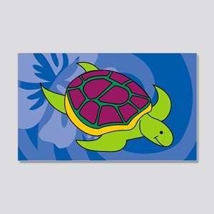 Turtle 20x12 Wall Decal