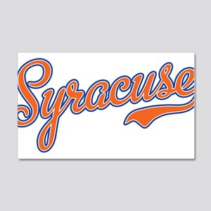 Syracuse Wall Decal