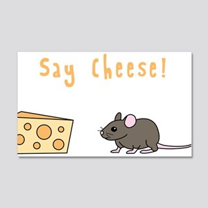 Say Cheese Wall Decal