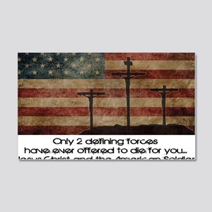 Defining Forces 20x12 Wall Decal