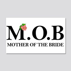 Mother of the Bride 20x12 Wall Peel