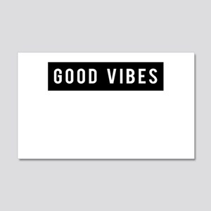 Good Vibes Wall Decal