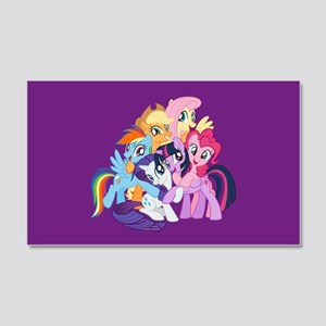 MLP Friends Wall Decal