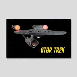 Poster Quality Enterprise Wall Decal