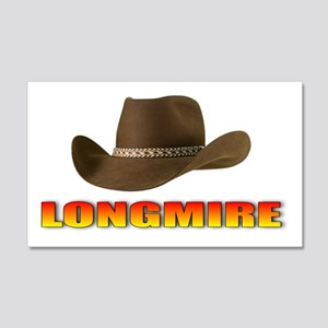 Sheriff Walt Longmire Wall Decal