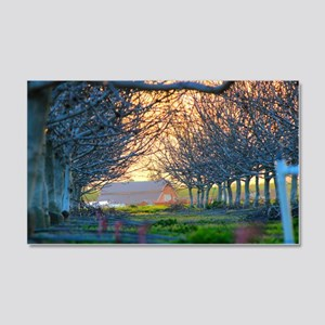 Tree Orchard Wall Sticker