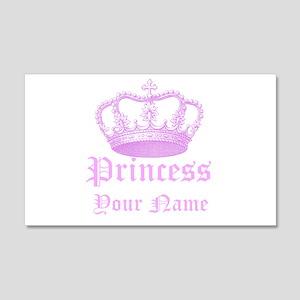 Custom Princess Wall Decal
