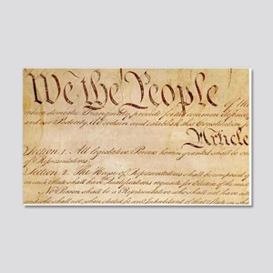 US CONSTITUTION Wall Decal