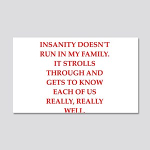 therapy 20x12 Wall Decal