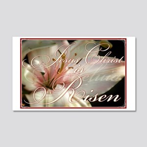 Christ is Risen Wall Decal