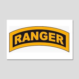 Ranger Tab 20x12 Wall Peel