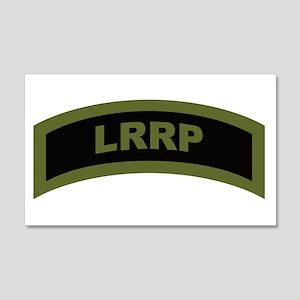 LRRP Tab OD 20x12 Wall Peel