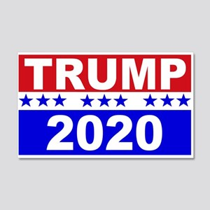 Trump 2020 20x12 Wall Decal