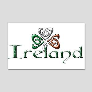 Ireland Wall Decal